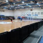 Olis Deildin (Icelandic Handball Premier League) with Fram Reykjavik at Safamyri Hall