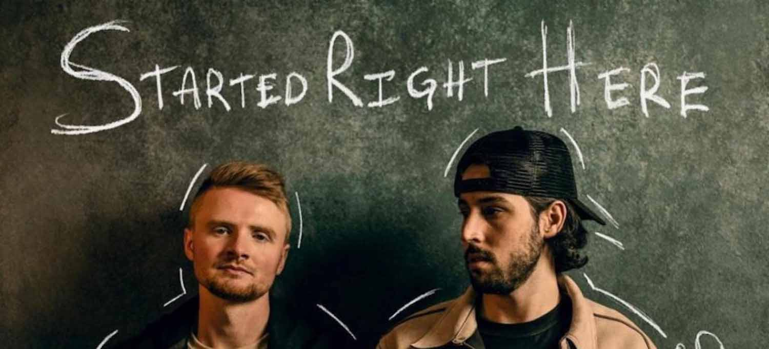SixForty1 – Started Right Here EP