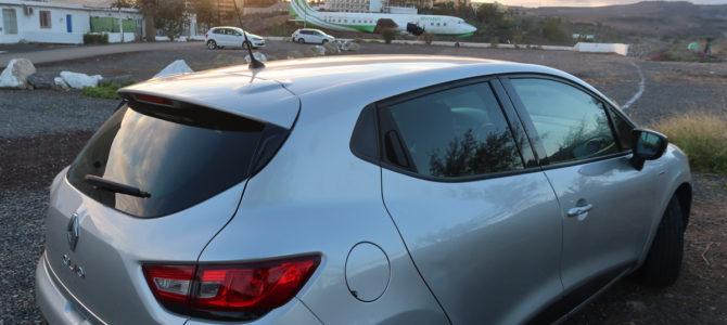 Car Rental Review – AutoReisen (Grand Canary Airport, 12/2020) – Renault Clio