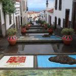 Paseo de Canarias & Paseo de Gran Canaria in Firgas (Pictured Story)