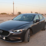 Car Rental Review - Europcar Dubai Int. (DXB) T3 (December 2020) - Mazda 6