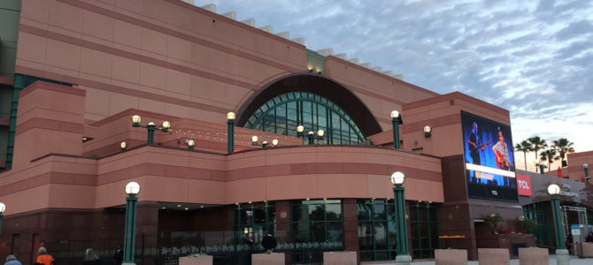 Anaheim Ducks at Honda Center Anaheim