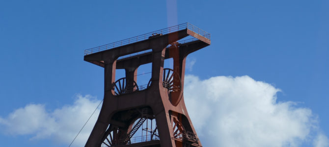 A Walk Through Zeche Zollverein (Pictured Story – Essen, Germany)