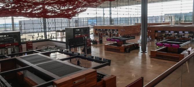 Berlin Brandenburg Airport Terminal 1 (BER) – My First Review
