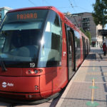 The Venice / Mestre Tramway - The Alternative Connection to the Lagoon?