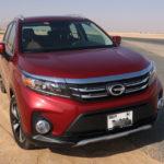 Car Rental Review - Sixt (Dubai Int. (DXB) T3) - GAC GS3