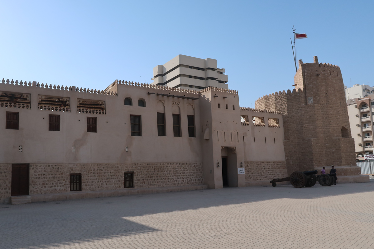 Al Hisn Fort Sharjah