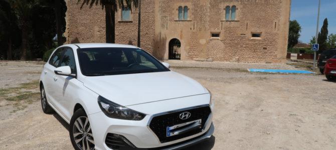 Car Rental Review – Record Go (Palma (PMI)) – Hyundai i30