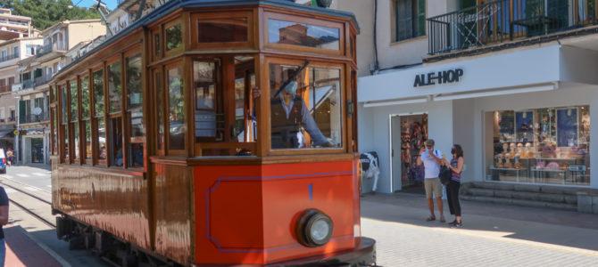 Tranvia de Soller – The Very Special Tram on Mallorca
