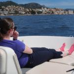 (Licence Free) Boat Rental at Seashore Boats (Santa Ponsa, Mallorca)