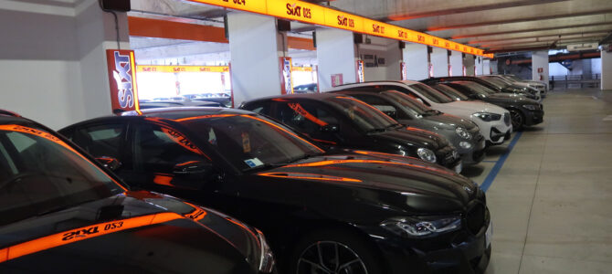 Car Rental Review – Sixt Milan Malpensa (MXP) T1 – VW Golf TSI Automatic