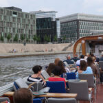 One Hour Spree Cruise in Berlin with BWSG
