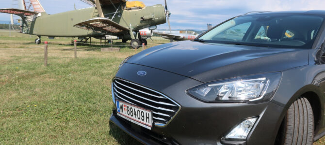 Car Rental Review – Hertz Graz Airport (GRZ) – Ford Focus SW
