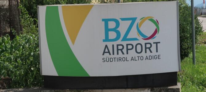 Bolzano Airport (BZO)