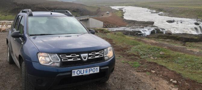 Car Rental Review – Geysir Keflavik Airport (KEF) – Dacia Duster 4WD