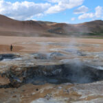 Hverir Geothermal Area (Pictured Story)