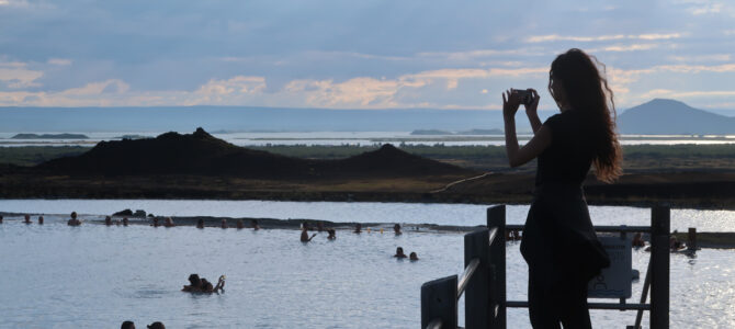 Myvatn – Natural Thermal Pool in Northern Iceland
