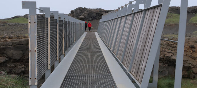 The Bridge Between Europe and North America (Pictured Story)