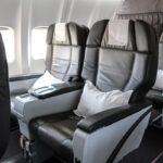Boeing 757-200 Icelandair Saga Premium Class