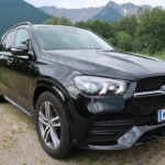 Car Rental Review - Hertz Salzburg Airport (SZG) - Mercedes GLE 350d