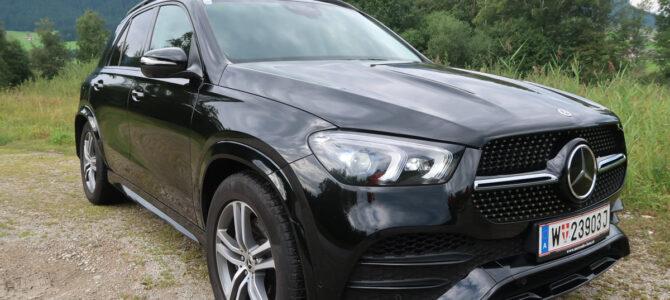 Car Rental Review – Hertz Salzburg Airport (SZG) – Mercedes GLE 350d
