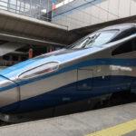 Riding the Express InterCity Premium (EIP) in Poland