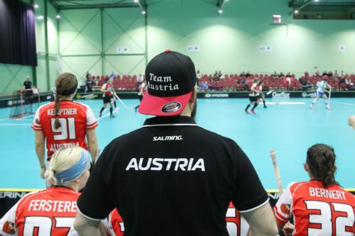 2019-02-03 Finland - Austria