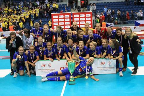 2017 Sweden - Finland (Women WFC 2017Final)