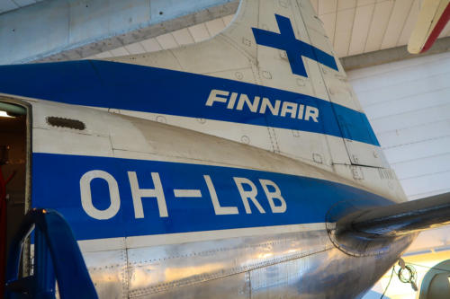 2018-10 Finnish Aviation Museum