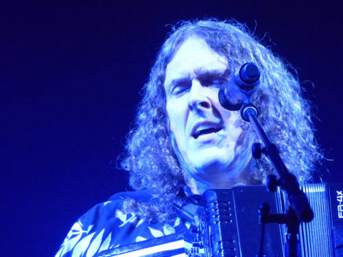 2018-04 Weird Al Yankovic Tour