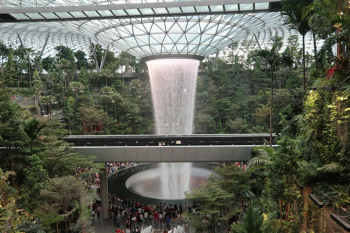2019-05 Jewel Changi Airport