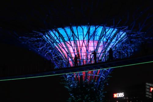 2019-05 Singapore Lightshows