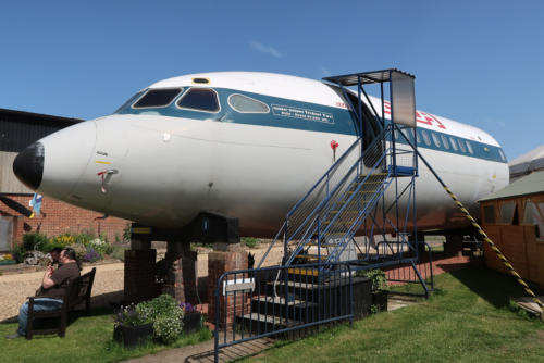 2020-02 de Havilland Museum