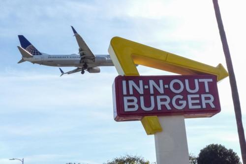2020-03 In-N-Out Burger LAX